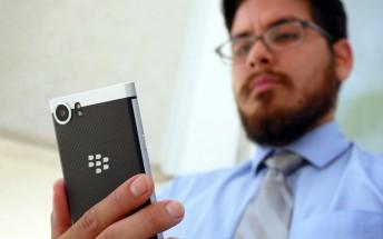Alleged BlackBerry KEYone successor appears on GeekBench