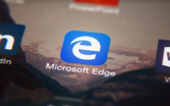 Microsoft Edge now available publicly on iOS and Android