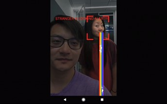 Google testing tech aimed at detecting people secretly looking at your phone's screen