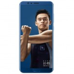 Huawei Honor V10 in Aurora Blue