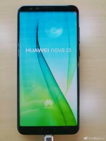 Huawei nova 2S shows its face, specs detailed - GSMArena com