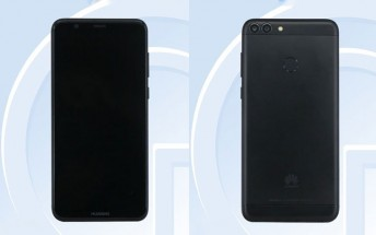 A mysterious dual-cam Huawei pops up at TENAA