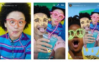 Instagram now lets you remix the photos your friends send you