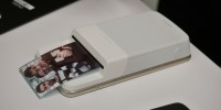 Printing a photo takes less than 60 seconds