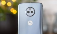Motorola Moto X4 (standard model) gets Oreo as well