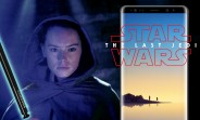 Samsung may be working on a Star Wars-themed Galaxy Note8