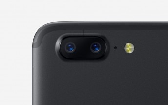 How the OnePlus 5T secondary camera works