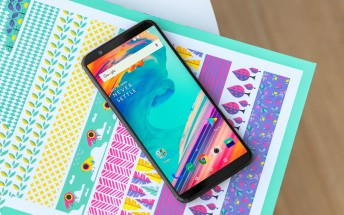 OnePlus 5T brings an 18:9 screen and redesigned dual camera