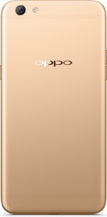 Oppo F3 Plus with 6GB of RAM in Gold