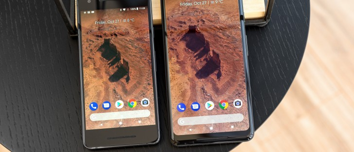 Google has identified a fix for Pixel 2 and 2 XL random