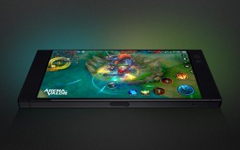 Razer Phone is official with 120Hz screen, 8GB of RAM, 4,000 mAh battery