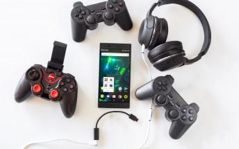 Razer Phone shipments in UK delayed until next week