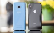 SA: Apple leads in Q3 smartphone sales revenue, but Samsung is catching up