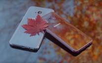 Screenshots from the Samsung Mobile Korea video