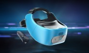 "Vive Focus, its first standalone VR headset, goes ""world-scale"""