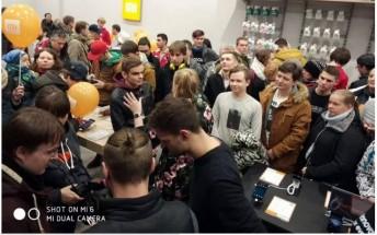 Xiaomi opens 24-hour store in Russia