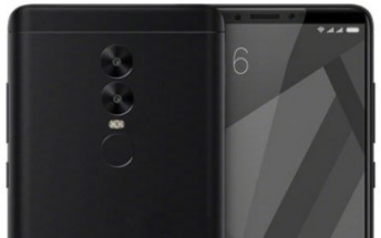 New Xiaomi Redmi 5 Plus render suggests FullView screen