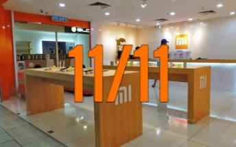 Xiaomi breaks 11/11 sales records