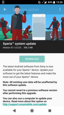 Sony Xperia XZ1 and XZ1 Compact receiving the option for image distortion correction