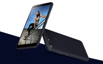 Asus Zenfone Max Plus (M1) stretches to an 18:9 screen