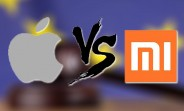 Apple wins a trademark lawsuit against Xiaomi in Europe