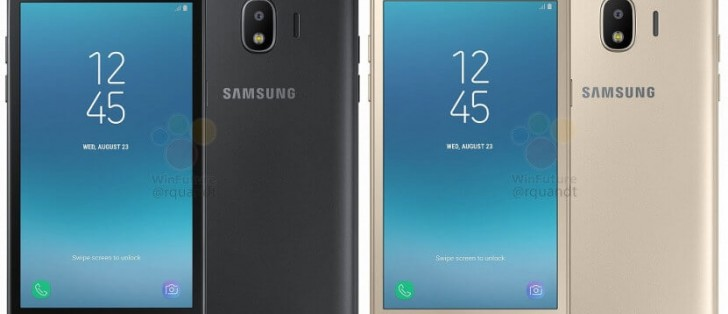 Samsung Galaxy J2 (2018) leaks in all its low-end glory