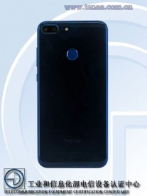 Huawei Honor 9 Lite (photos by TENAA)