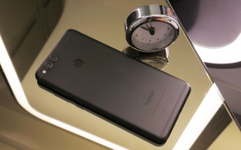 Huawei Honor 7X hands-on