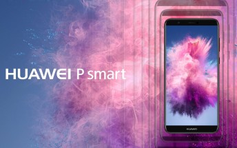 Huawei P smart's European pricing and launch time frame revealed