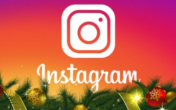 Instagram is rolling out a new holiday season update