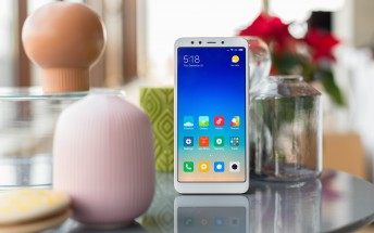 Xiaomi Redmi 5 in for review