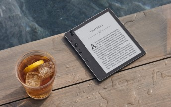 Amazon Kindle Oasis second generation review