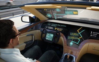 LG partners with HERE to develop next-gen telematics solution for driver less vehicles