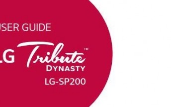 New LG Tribute Dynasty smartphone surfaces, coming to Sprint, Boost, and Virgin mobile