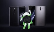 Huawei Mate 9 and Mate 9 Pro getting Oreo with EMUI 8.0 update