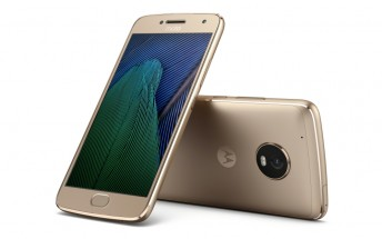 Moto G5 Plus gets November security patch