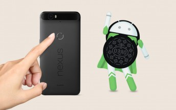 Nexus 6P now getting the v8.1 Oreo update over the air