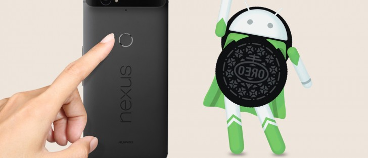 Nexus 6P now getting the v8 1 Oreo update over the air - GSMArena