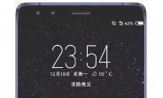 Nokia 9 shows its bezel-starved face in leaked render