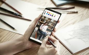 Oreo update for US unlocked Galaxy Note8 leaks online