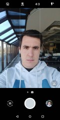 OnePlus 5T selfie