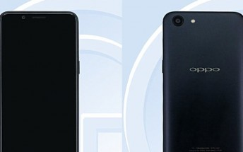 Oppo A83 with octa-core CPU and 13MP camera clears TENAA