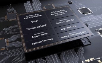Here's a leaked list of devices sporting the Snapdragon 845 in 2018