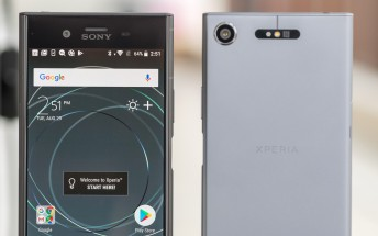 Sony H8216 specs leak. Likely a Xperia XZ1 successor