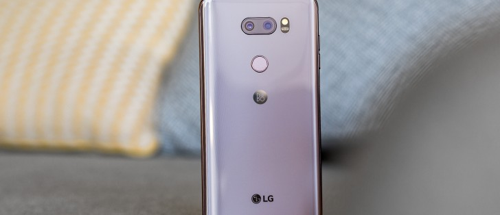 Unlocked LG V30 finally becomes available in the US, yours