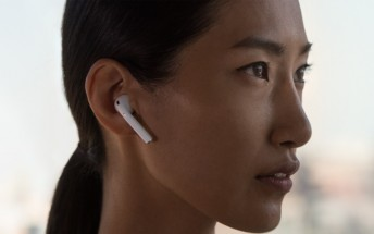 Upgraded AirPods for 2018