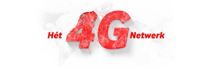 Vodafone Netherlands will kill its 3G network in 2020 to make room for 4G LTE