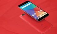 Red Xiaomi Mi A1 arrives in India