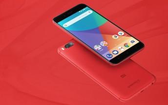 Red Xiaomi Mi A1 arrives in India