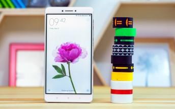 Xiaomi Mi Max and Mi Max Prime get MIUI 9